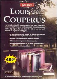 couperus cassette